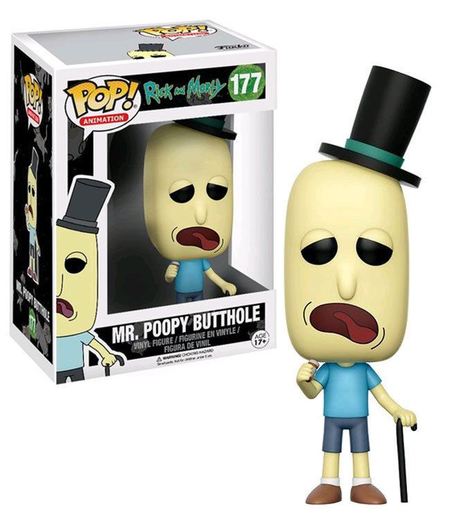 Rick and Morty Netflix NEW !!! Animation Funko POP Warrior Summer 341