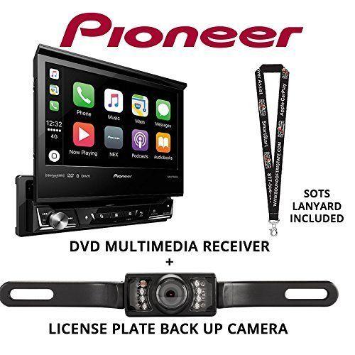 Pioneer AVH3300NEX 7″ Single Din DVD Receiver Apple
