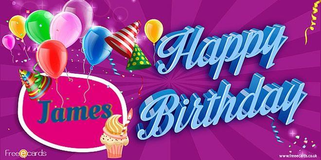 e kort födelsedagskort Pin tillagd av Prerna Arora på Happy Birthday Names | Pinterest e kort födelsedagskort