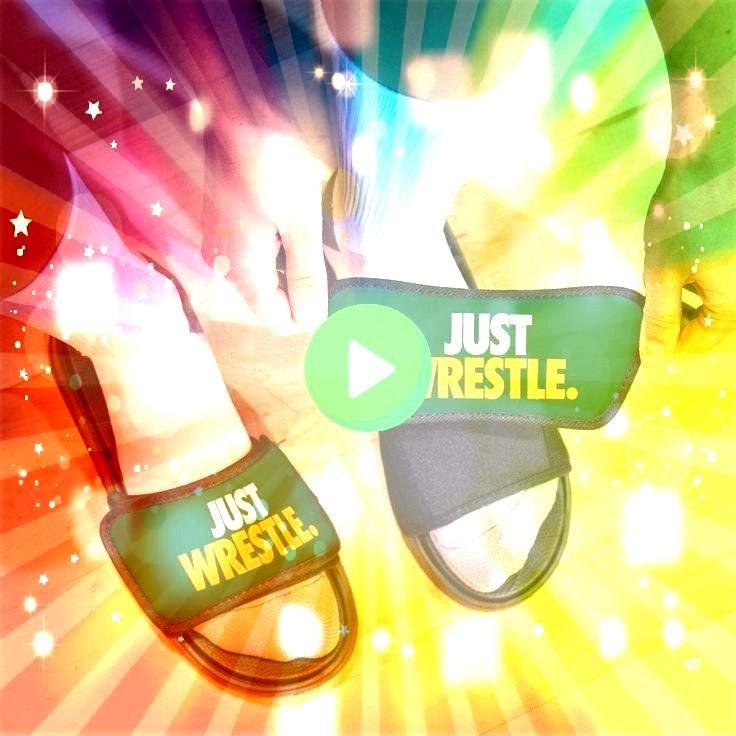 Slide Sandals  Just Wrestle  Products Wrestling Repwell Slide Sandals  Just Wrestle  Products  Gymnastics Repwell Slide Sandals  Tie Dye Silhouette Personalized For You R...