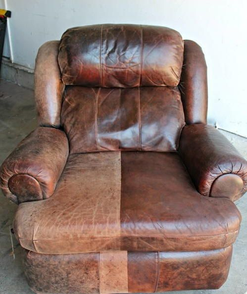 Leather Furniture Painting