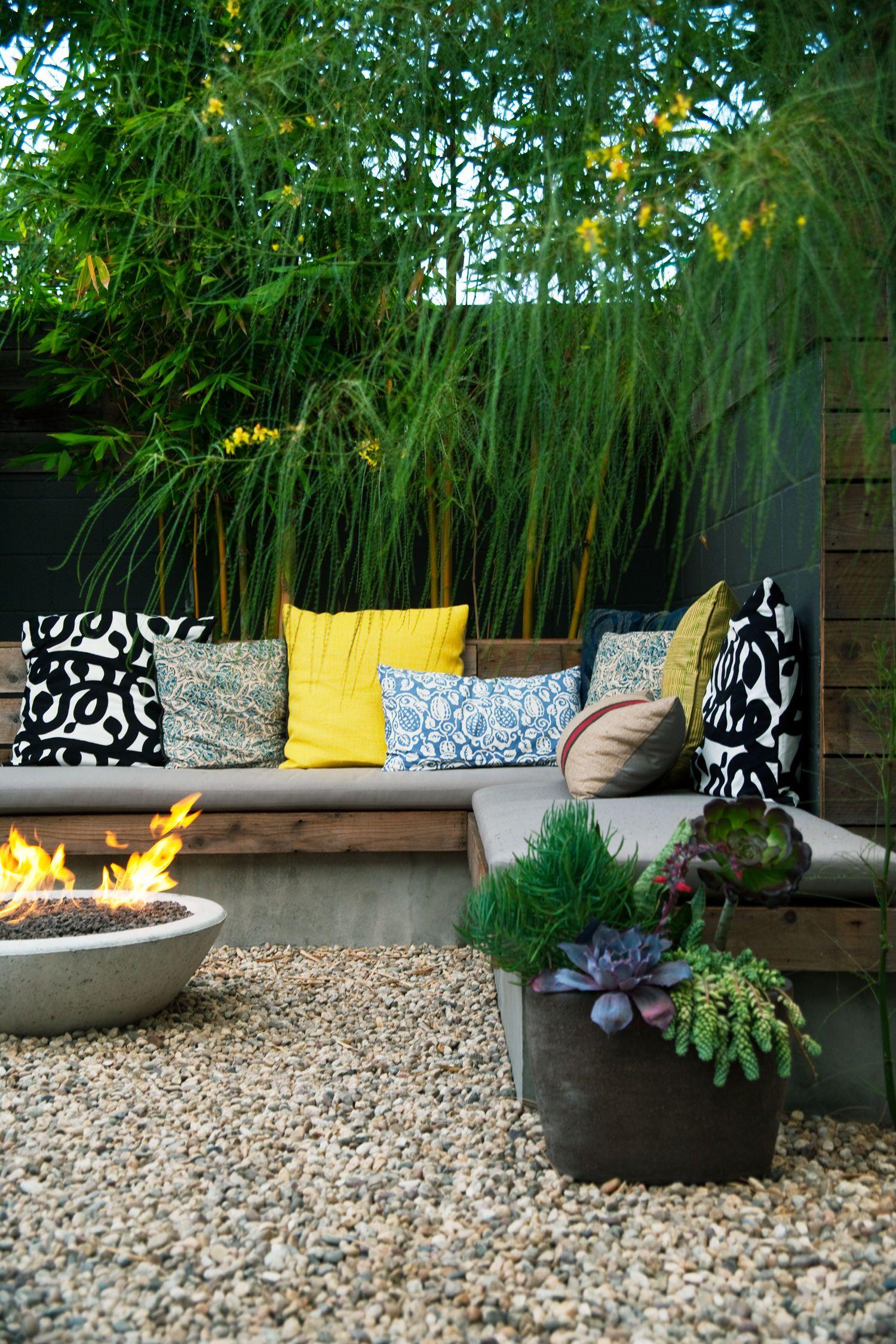 7 ways to transform a small backyard | backyard scapes