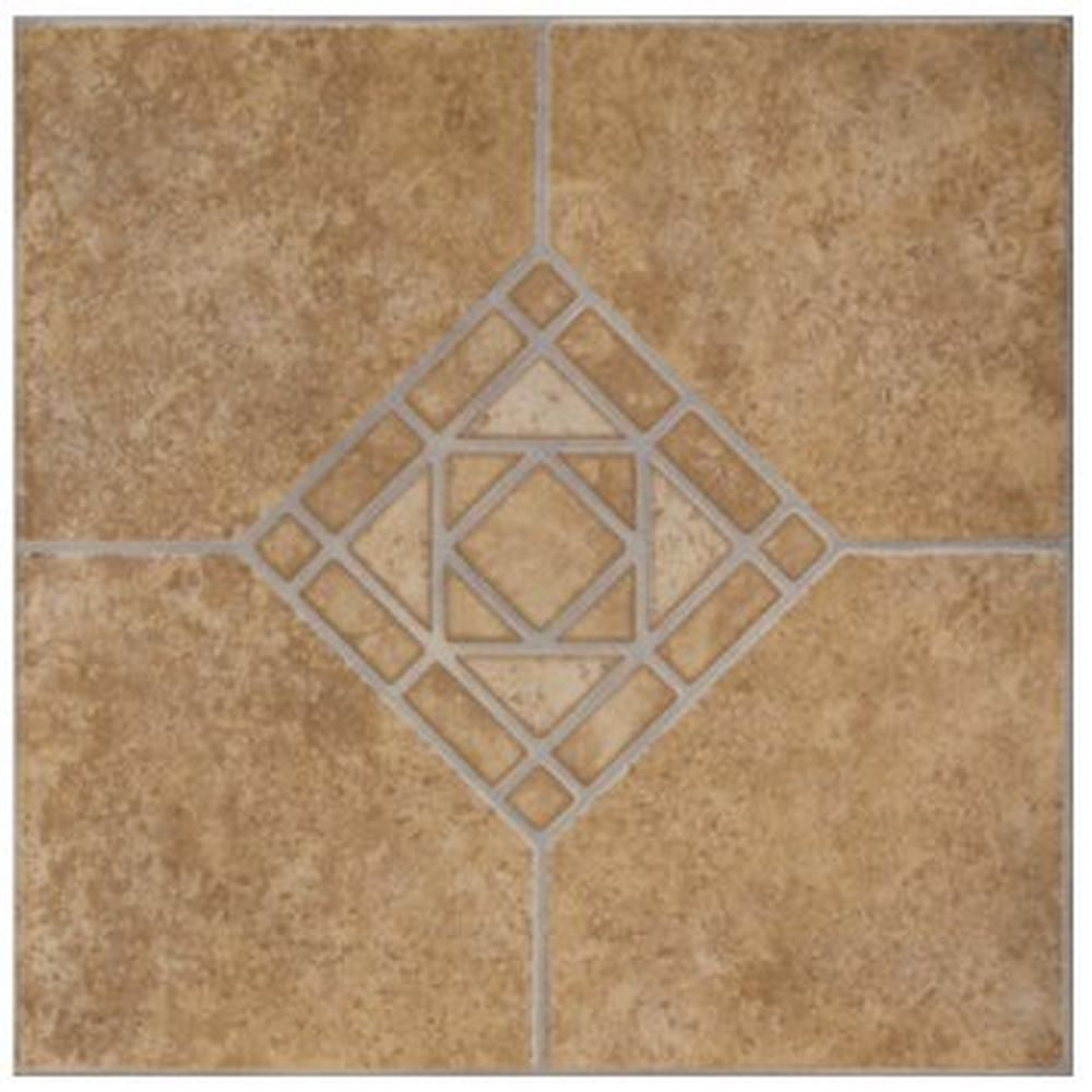 Floor And Decor Ceramic Tile Kabah Beige Ceramic Tile  13Inx 13In 100078666  Floor And