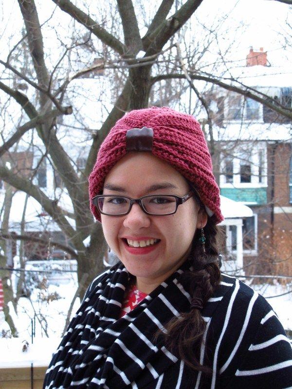 DIY: Crochet Adult Turban Free Pattern   crochet turban   Pinterest