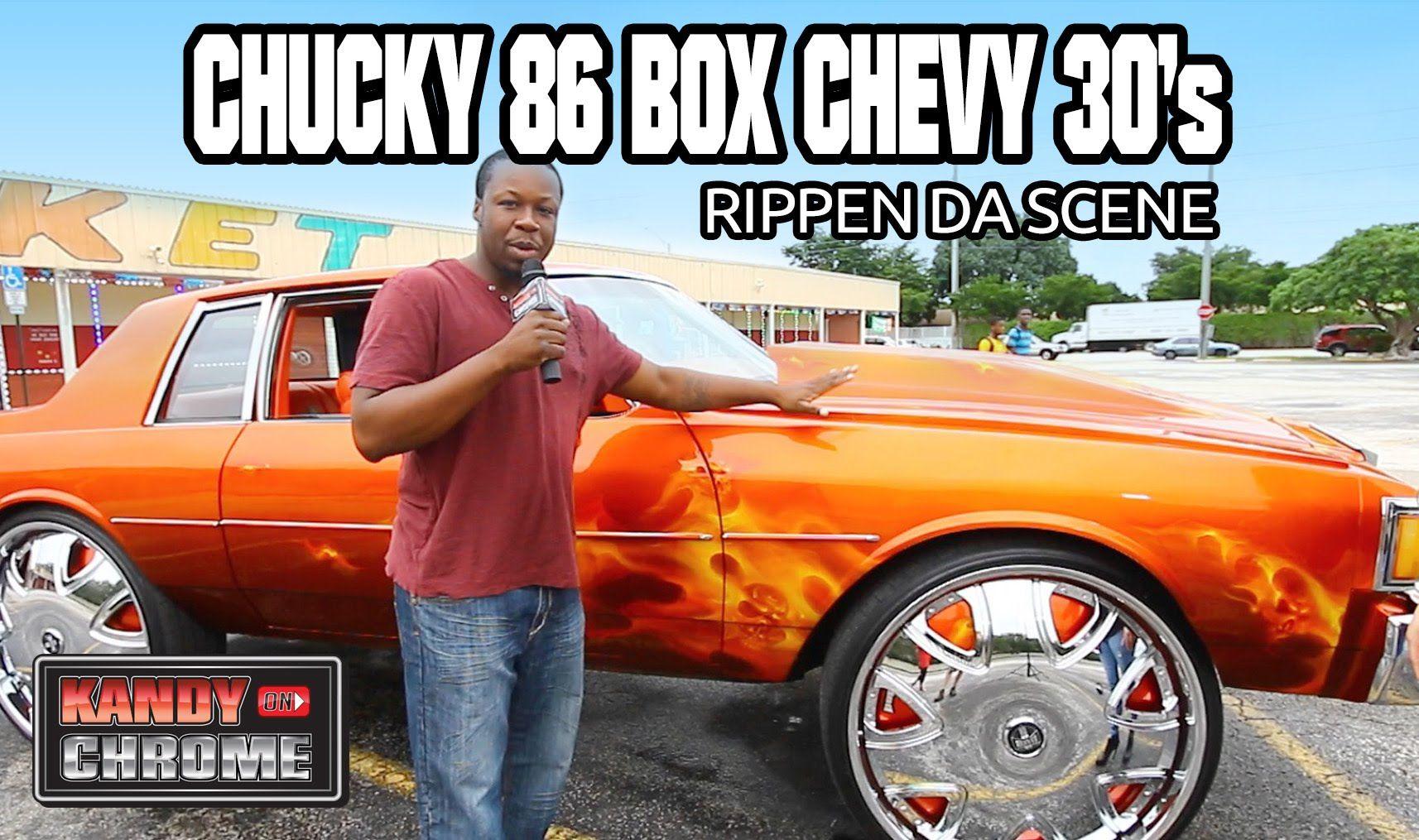 1986 box chevy on 30 s chucky [ 1714 x 1015 Pixel ]