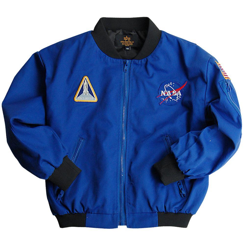 NASA Astronaut Flight Jacket | Alpha Industries | III&IV ...