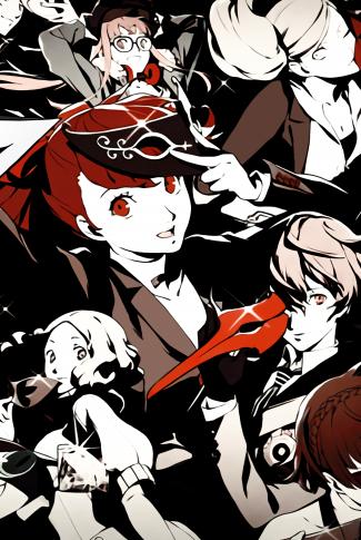 Download Persona 5 Royal Poster Wallpaper in 2020
