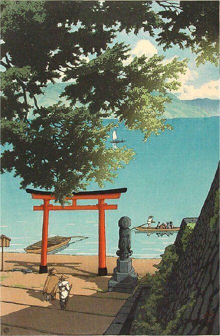 Artistes peintres et illustrateurs japonais | Le Jardin des Délices