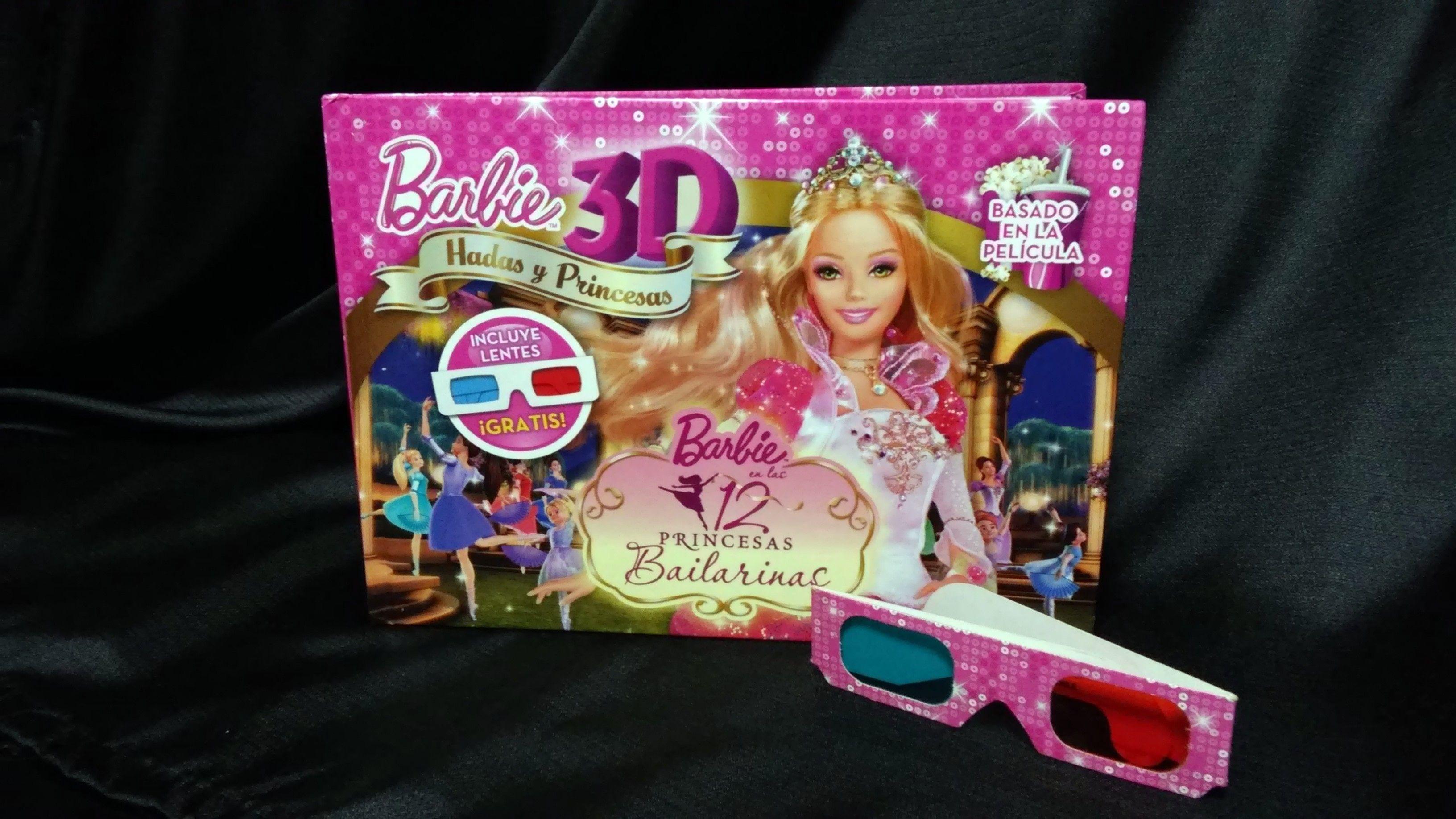 Las 12 Princesas Bailarinas Princesas Las 12 Princesas Barbie