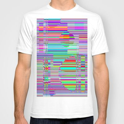 Re-Created  Building Blocks VI T-shirt by Robert S. Lee - $22.00