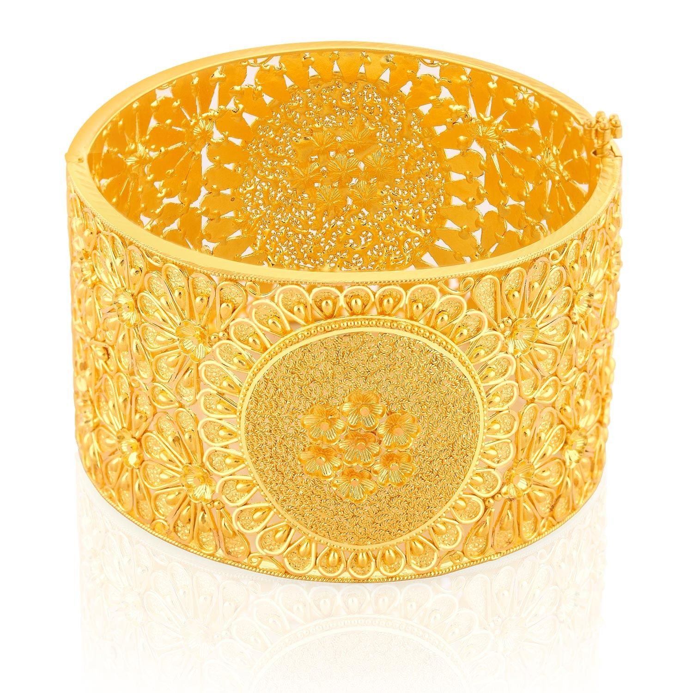 Malabar gold jewellery designs dubai - Malabar Gold Bangle Andaaaaabfhg
