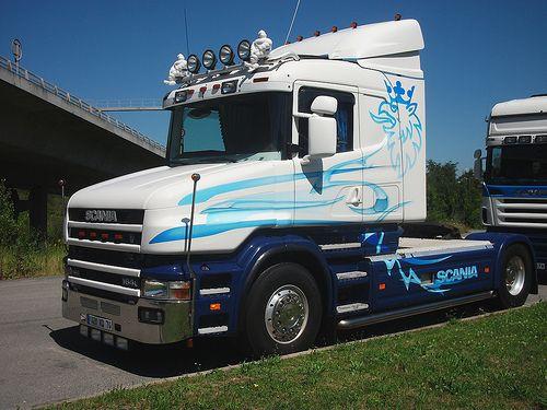 Scania T480 164L
