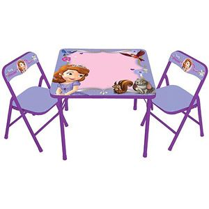 Disney Sofia the First Erasable Activity Table and Chairs Set  sc 1 st  Pinterest & Disney Sofia the First Erasable Activity Table and Chairs Set ...