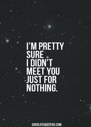 Nonstop sexy love quotes