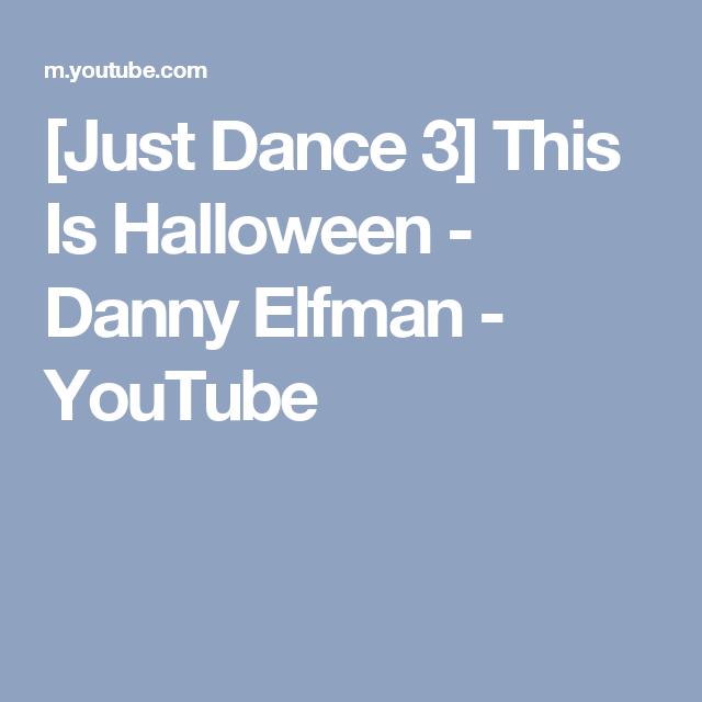 oingo boingo photo 18073944 fanpop elfman - Just Dance 3 Halloween