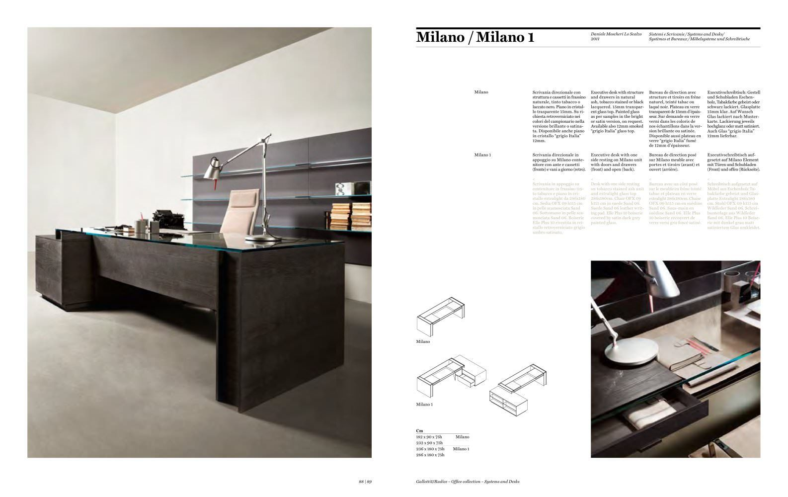 Officecollection gallotti radice milano 1 project z pinterest