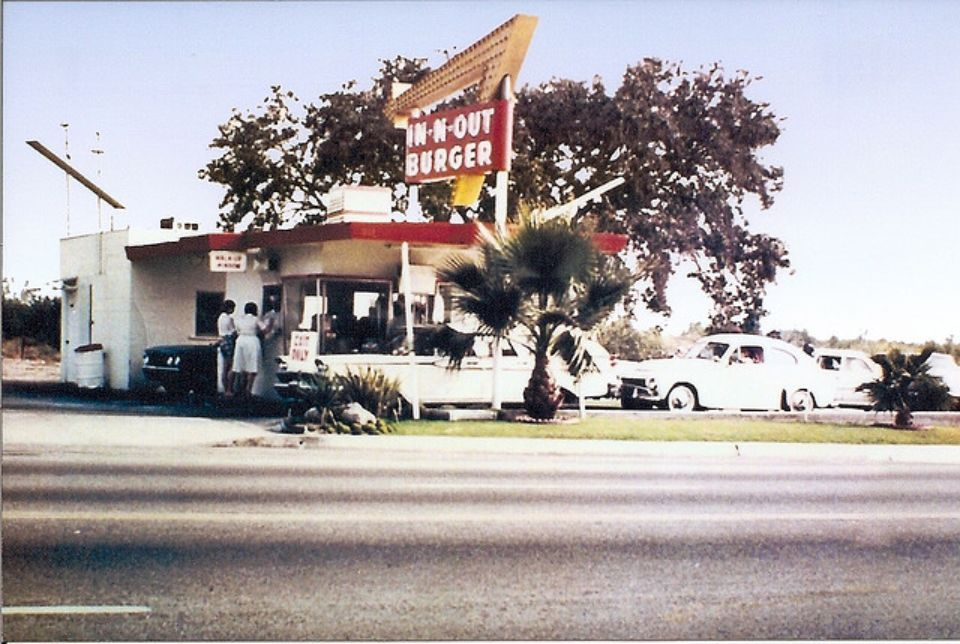 Image result for In n Out 1960