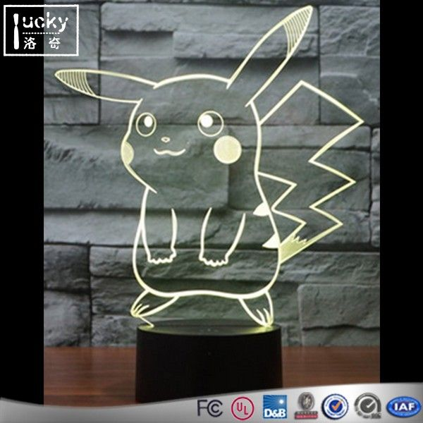 Pin By Rene On Led Night Light 3d Led Lamp 3d Led Night Light Color Changing Lamp