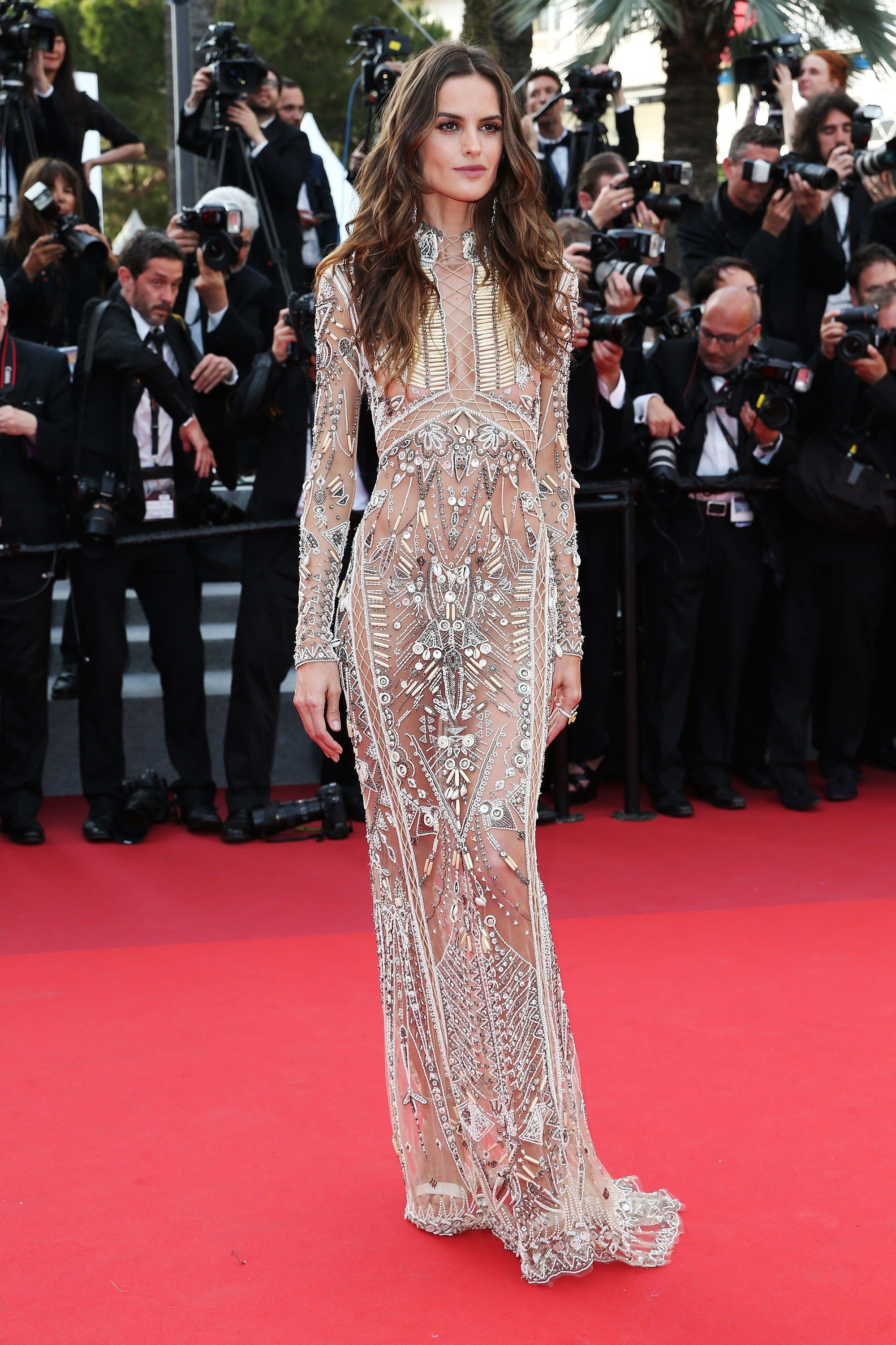 Irina Shayk Drops A Post Pregnancyshell At Cannes Red Carpet Readyred Carpet Looksfestival Cannes Film