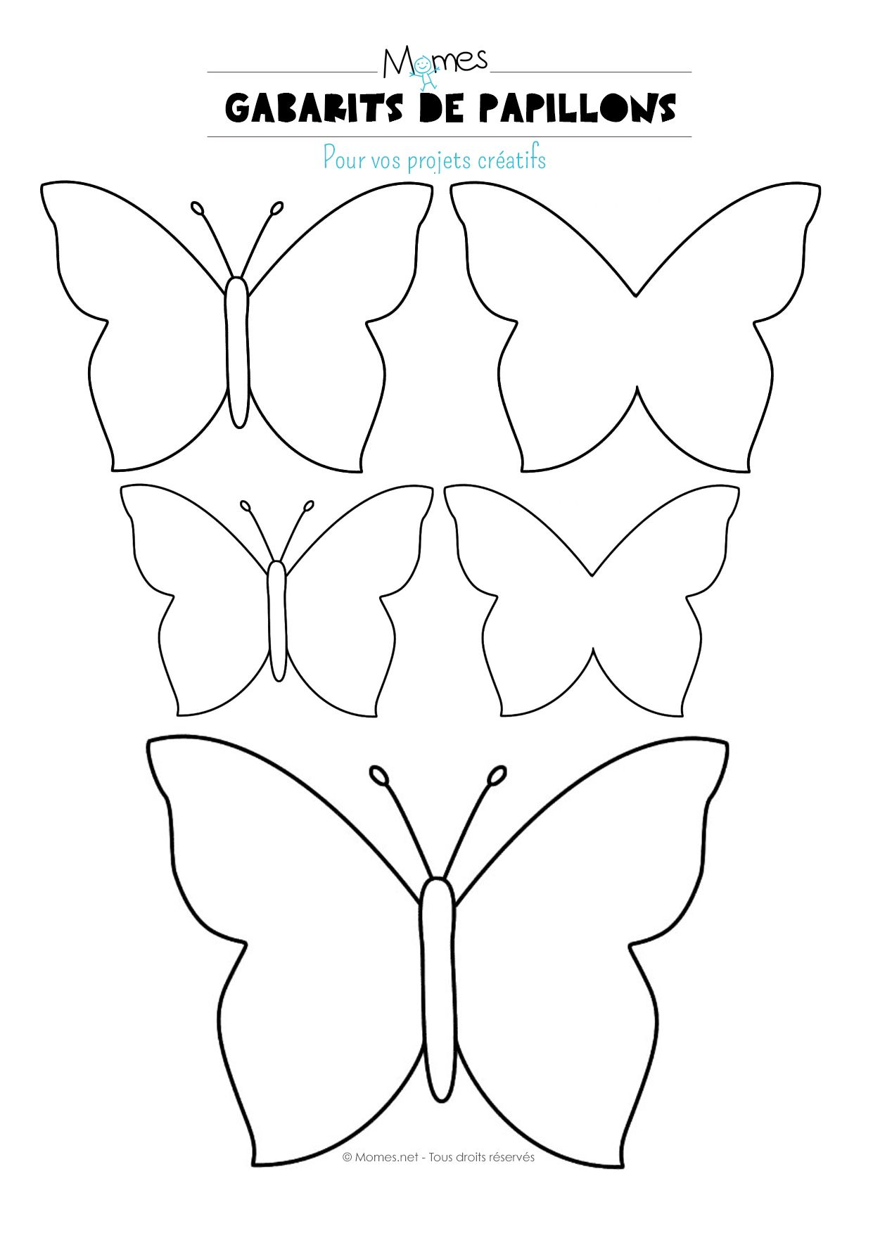 Papillon A Imprimer Papillons Pinterest Stained Glass Patterns