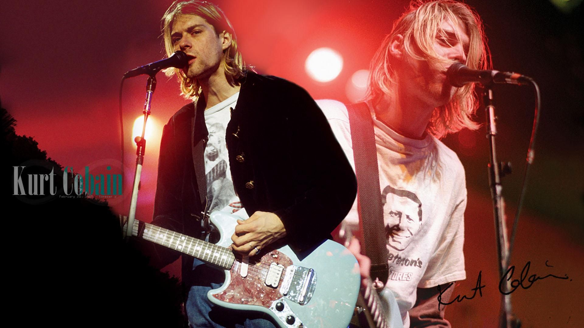 #KurtCobain #Nirvana