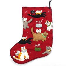 Cats Stocking
