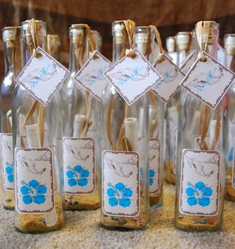 Message In A Bottle I Love This Idea For Wedding Invitations For