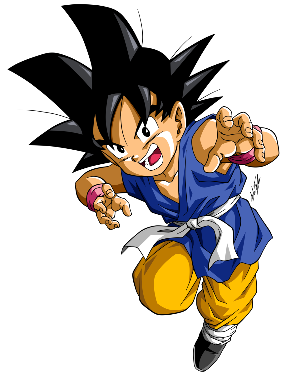dbgt goku kid anime dragon ball dragon ball gt dragon