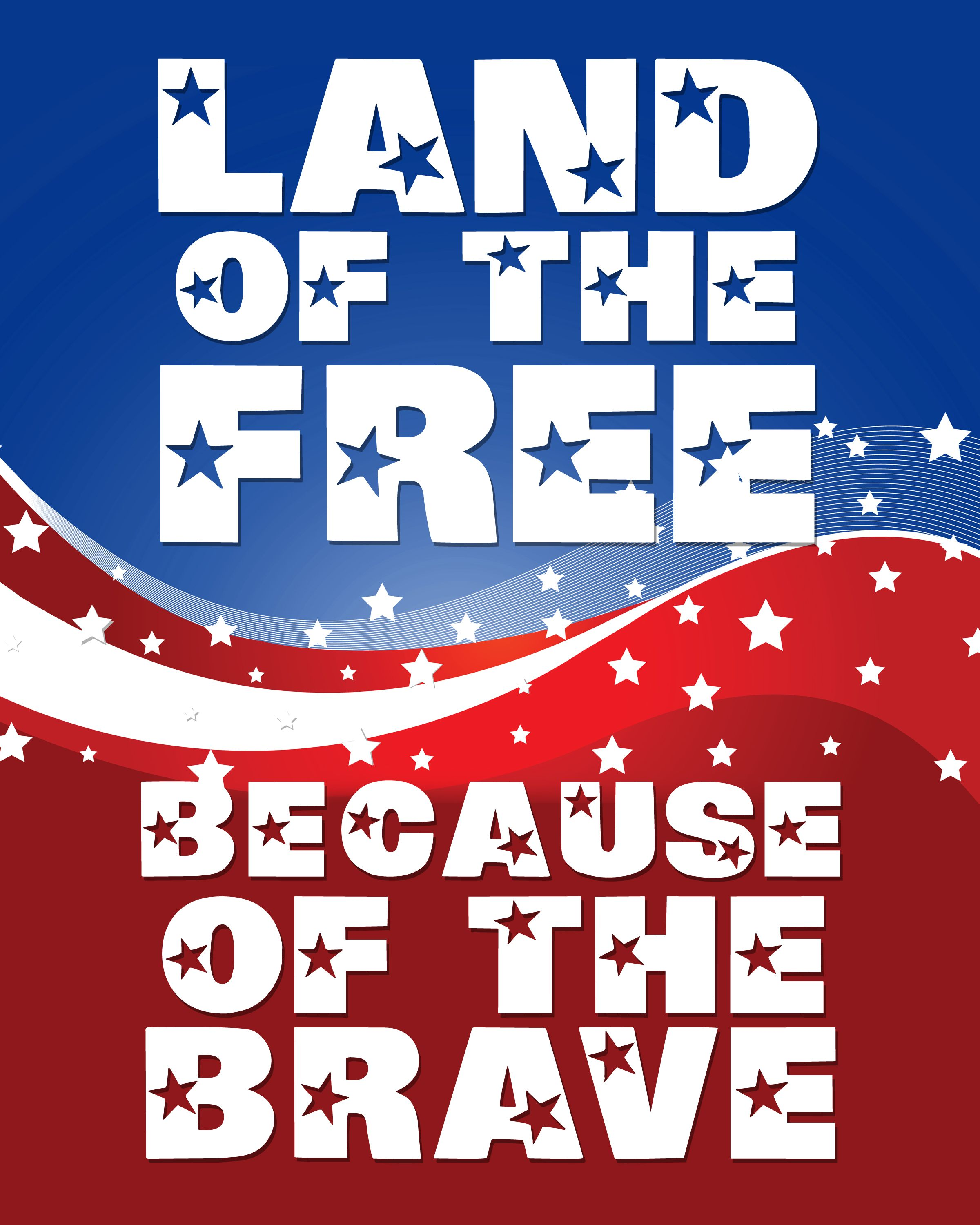 Memorial day poems veterans poems prayers - Land Of The Free Because Of The Brave Happy Memorial Day Memorialday