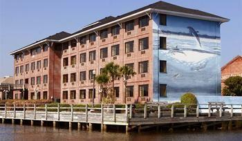 Wilmington Nc Riverfront Best Western Hotel Wilmington Wilmington Hotels