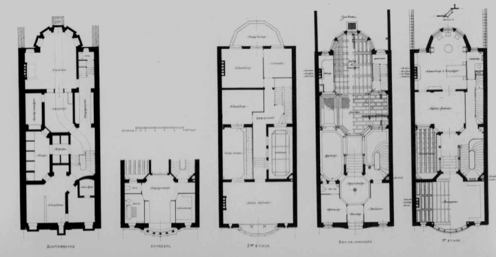 The Lighthouse Keeper And I Thought I Knew Architecture Hotel Floor Plan How To Plan Art Nouveau Architecture