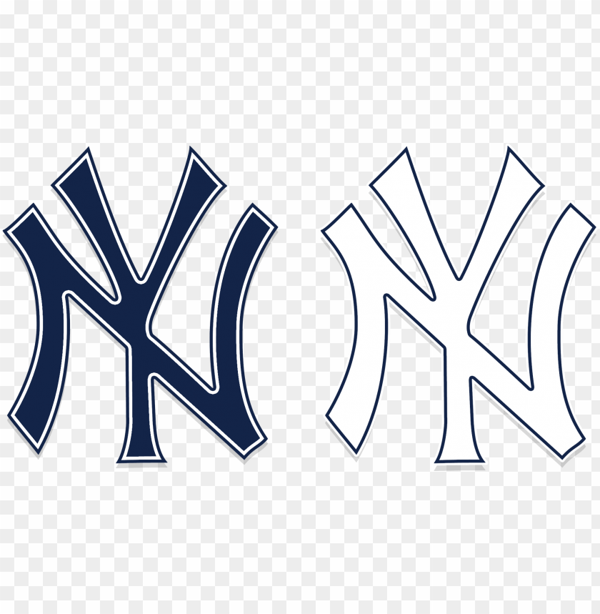 Logos And Uniforms Of The New York Yankees Png Image With Transparent Background Png Free Png Images New York Yankees Logo New York Yankees Logos