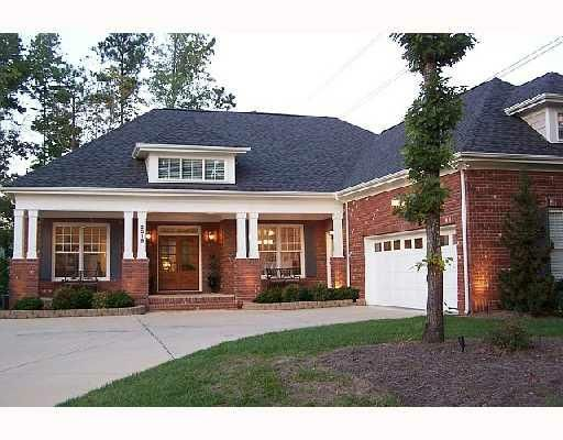 Ranch style homes for sale in georgia