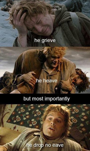 May This Meme Never Die Lotro The Hobbit Lord Of The Rings Lotr