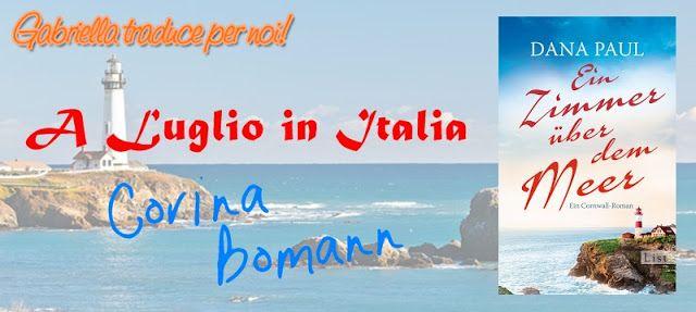 Romance and Fantasy for Cosmopolitan Girls: Segnalazione: Una finestra sul mare di Corina Boma...