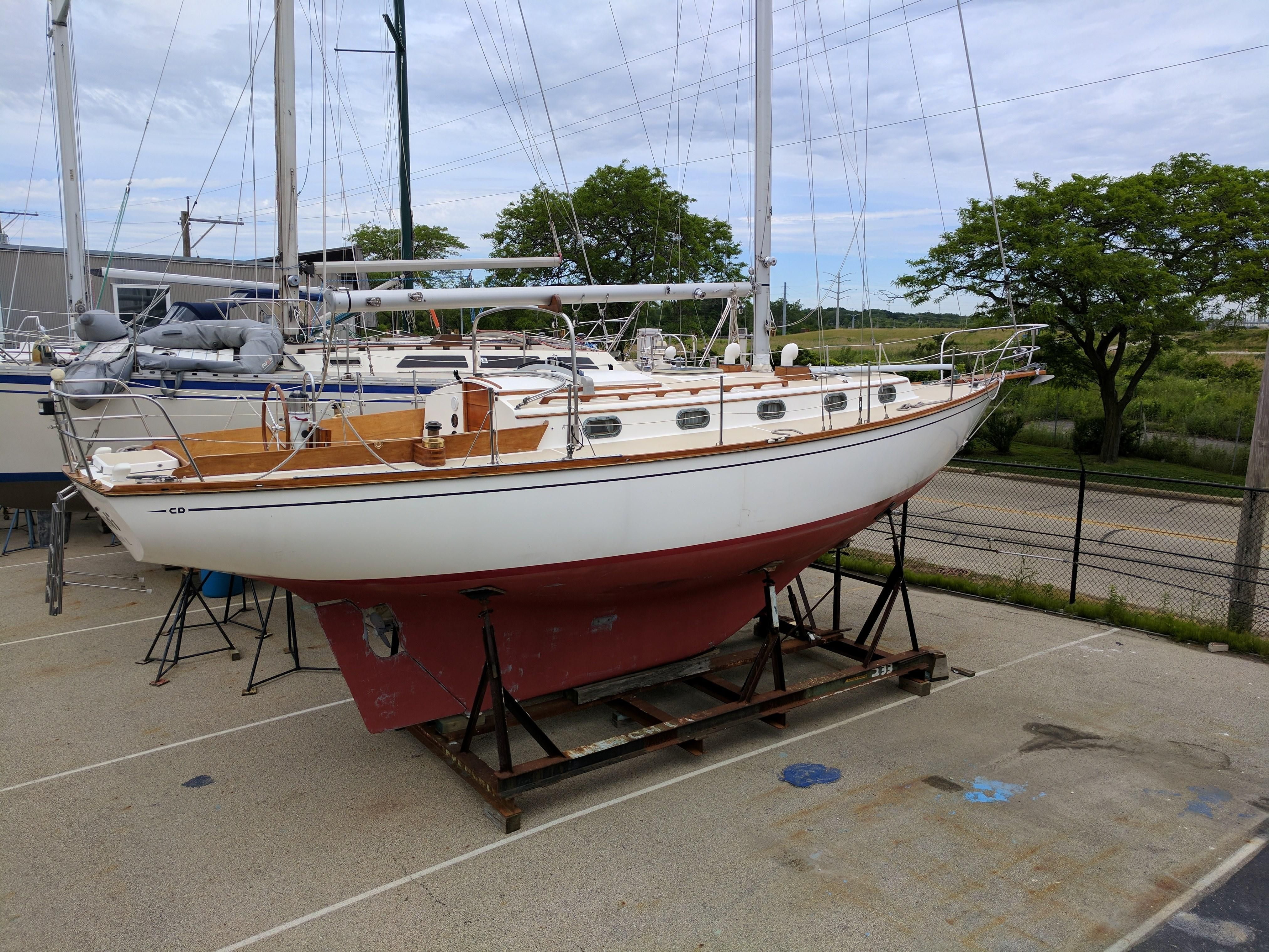 1983 Cape Dory 36 Sail Boat For Sale - www yachtworld com   Boats