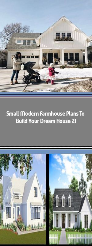 Small Modern Farmhouse With Front Porch 29 Why more and more people are looking ...#farmhouse #front #modern #people #porch #small #smallmodernfarmhouseplans
