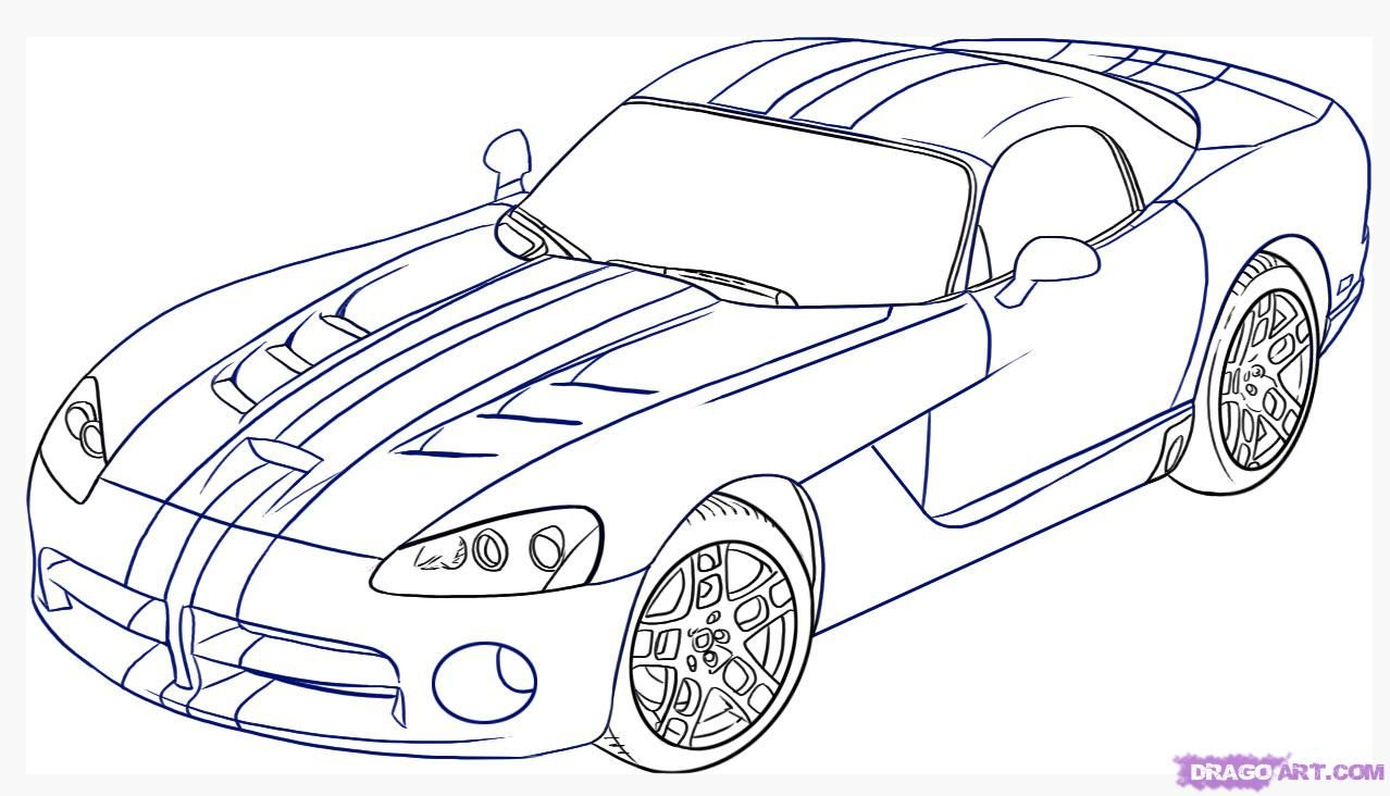 A World Of Cars: Car pictures to color | ART: colorings, drawings ...