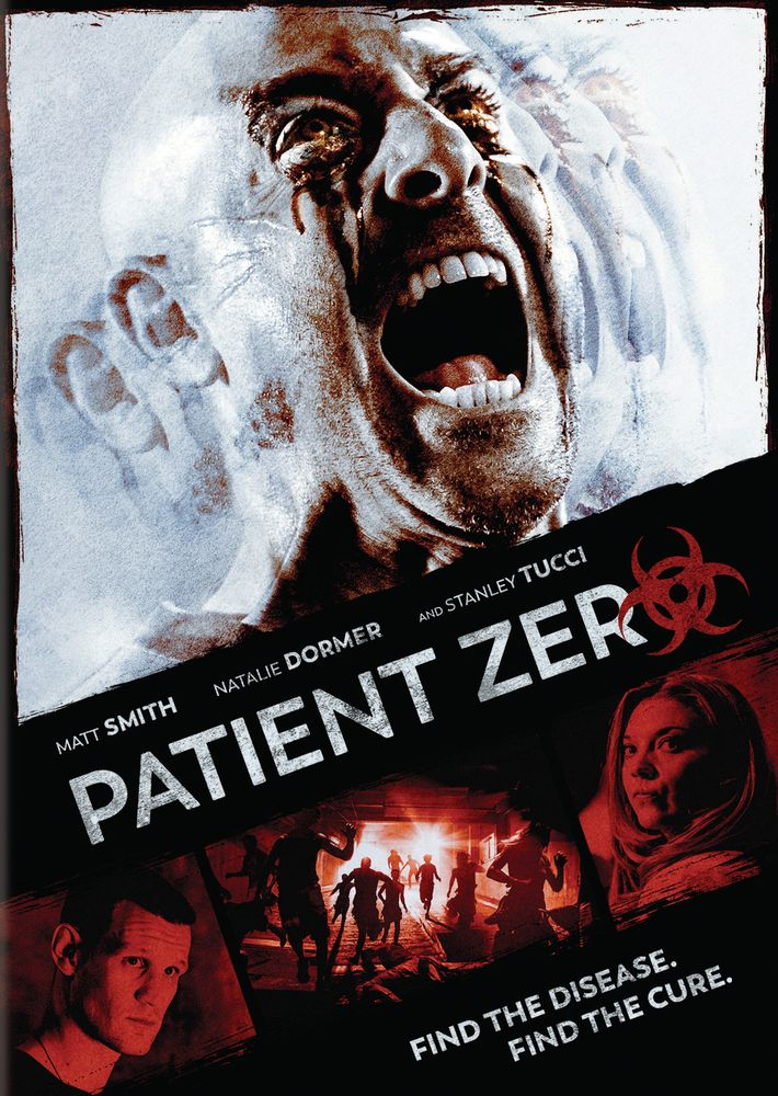 Patient Zero [DVD] [2018] in 2019 Movies to watch online