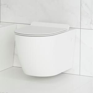 Pin By Jesica Brubaker On Home Ideas In 2020 Wall Hung Toilet Toilet Bowl Modern Toilet
