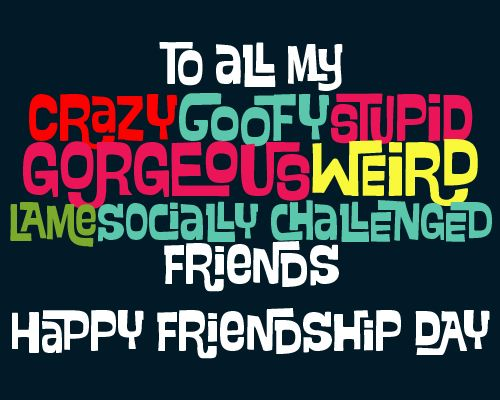 Whatsapp This Cute Card To All Your Groups With Friends On