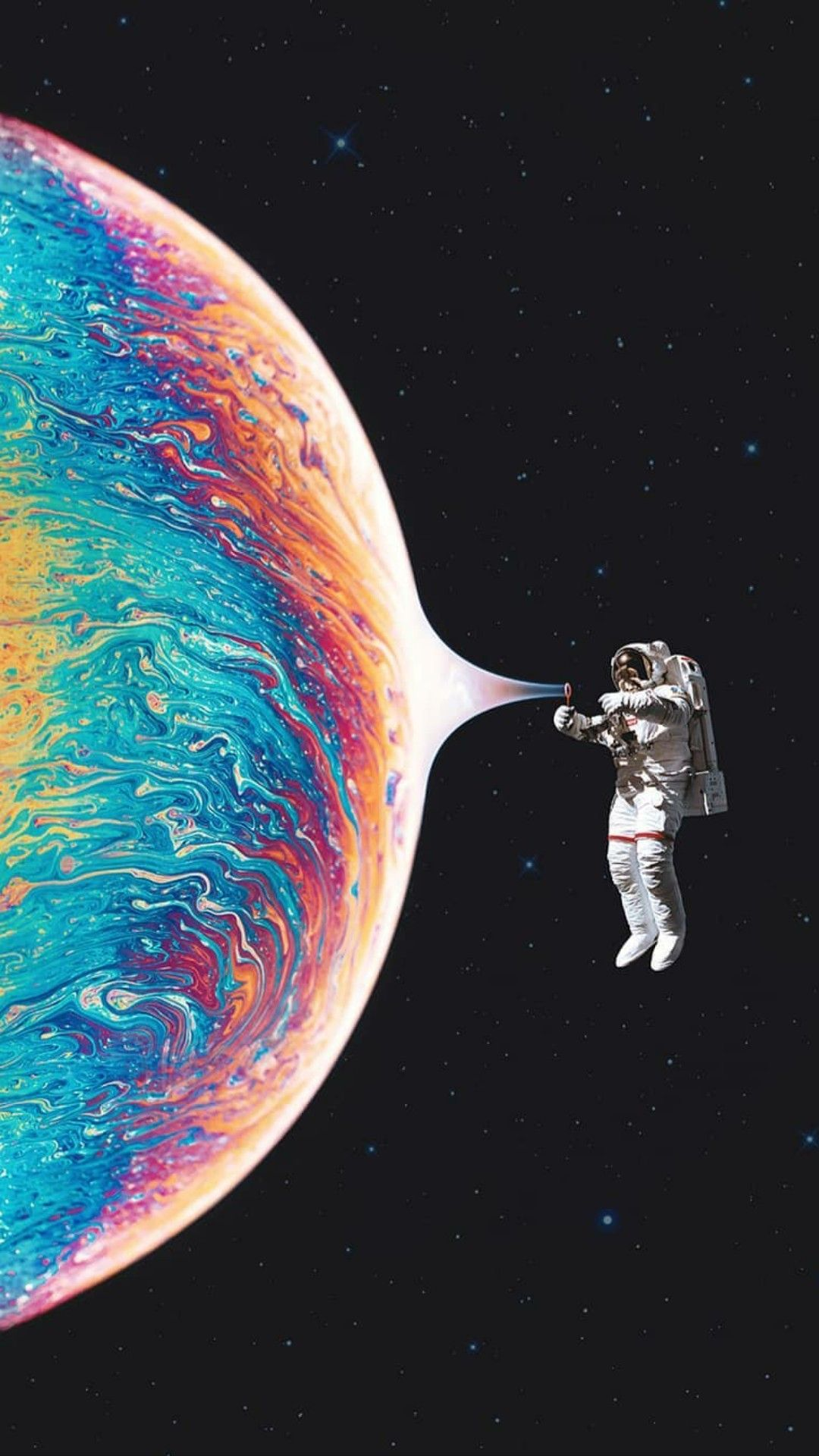 Pin By Angela Ariza On Space Astronaut Pictures Pop Art Wallpaper Space Art Astronaut Wallpaper