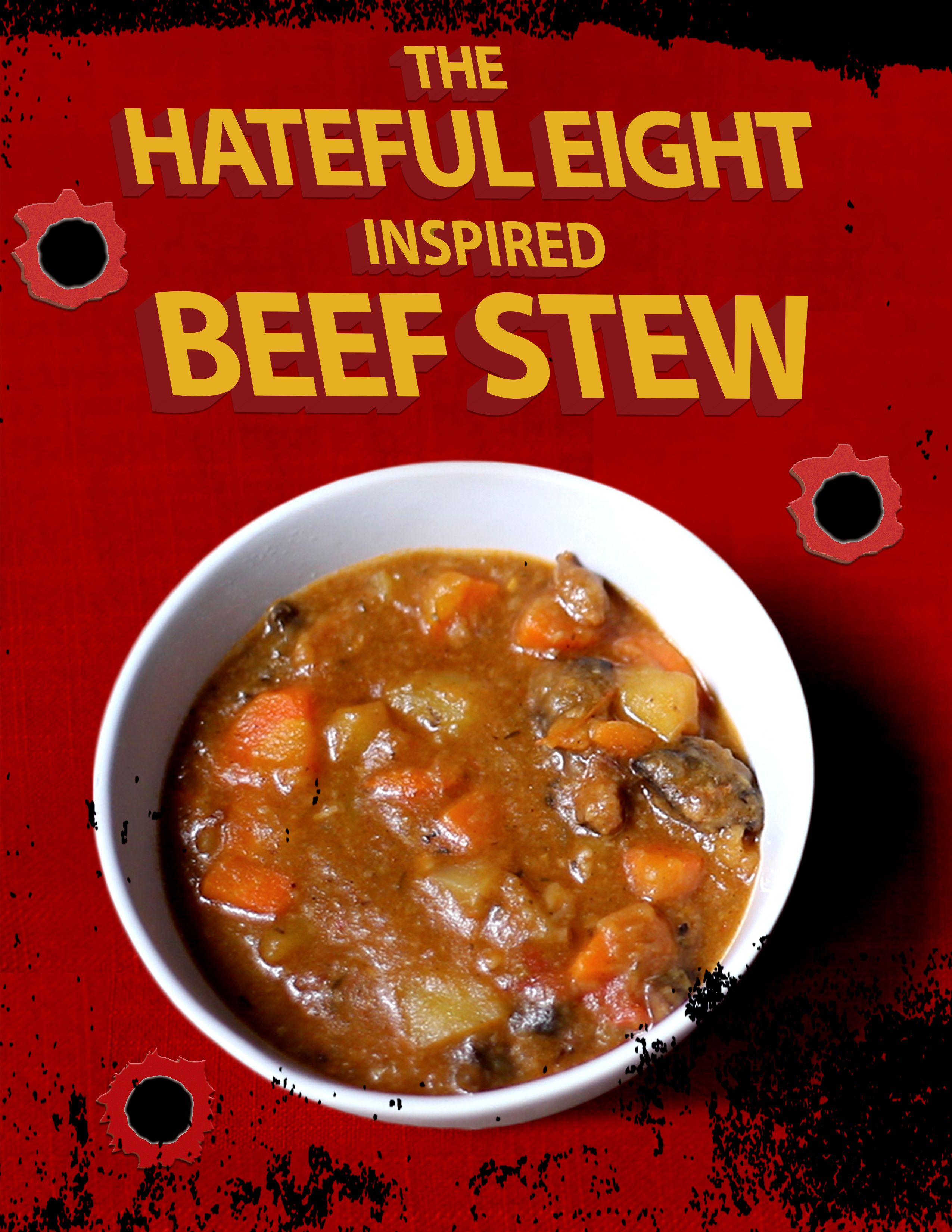Today I M Making A Movie Inspired Dish From Hateful Eight Directed By Quentin Tarantino For Today S Recipe I Will Show Resep Makanan Rebusan Daging Rebusan