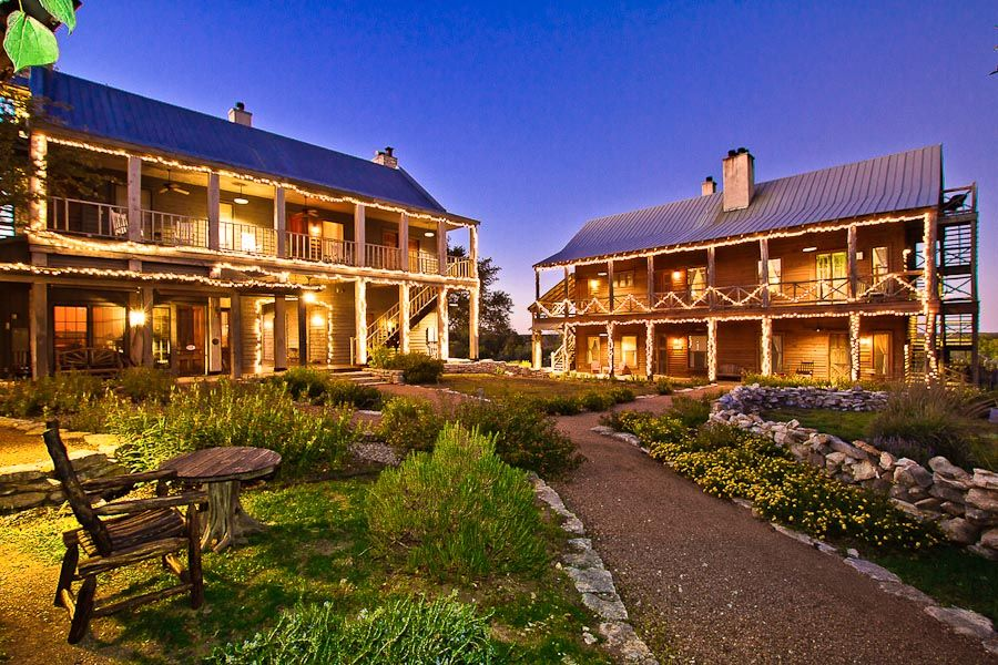 Texas Hill Country Romantic Bed and Breakfast Getaways