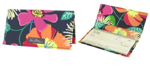 Vera Bradley Checkbook Cover in Jazzy Blooms *** ADDITIONAL DETAILS @ http://www.passion-4fashion.com/handbags/vera-bradley-checkbook-cover-in-jazzy-blooms-2/?c=0658