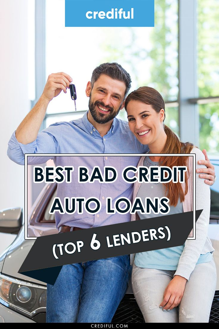 6 best auto loans for bad credit of 2020 with images