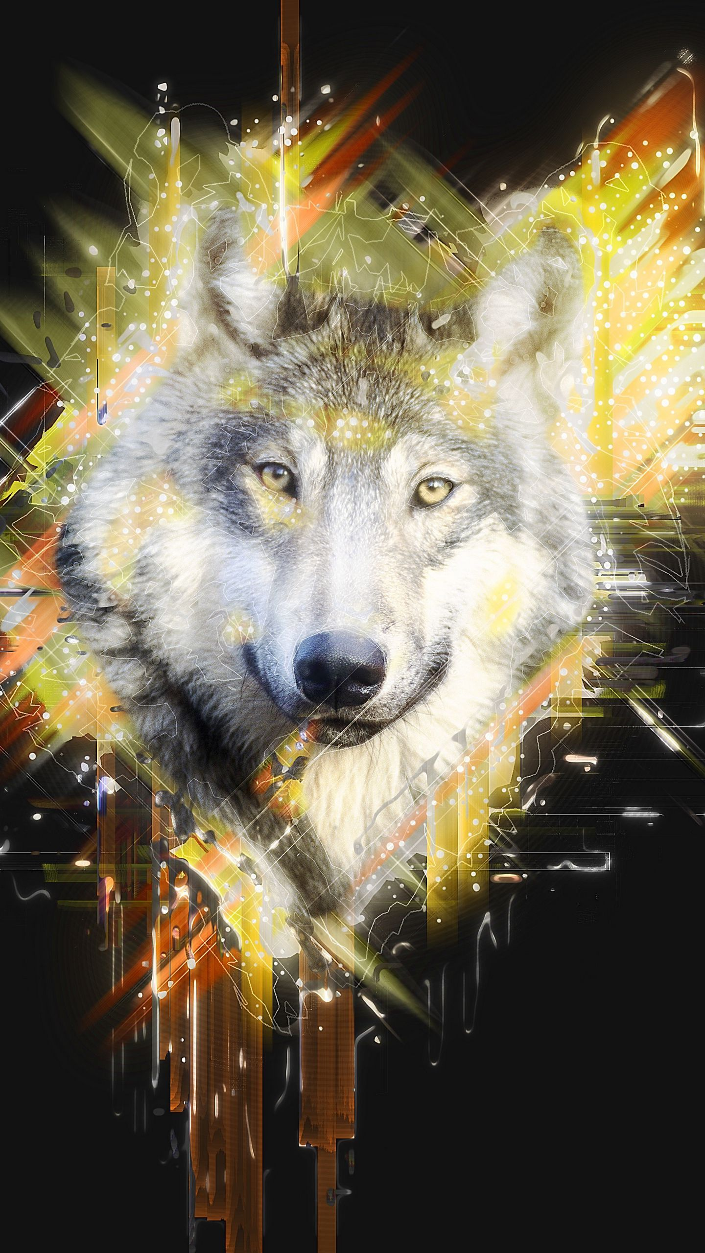 See my collection of amazing iPhone and android wolf