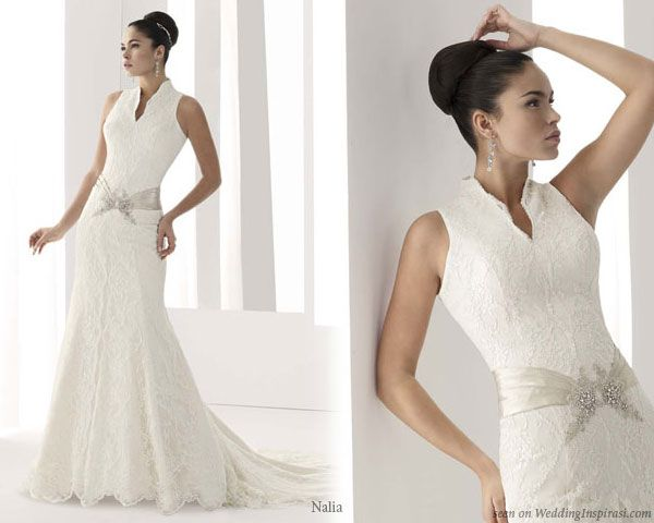 Nalia Wedding Collection 2010/2011 | Brides | Pinterest | Wedding ...