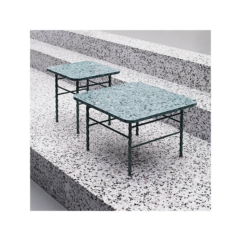 Normann Copenhagen Terra Table Small Green In 2020 Coffee Table Normann Copenhagen Design Table