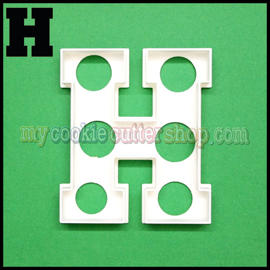 29+ Letter cookie cutters large trends